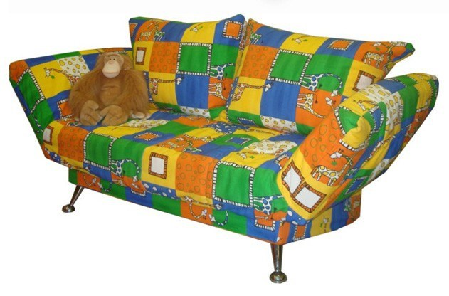 детский диван эльф 02 кушетка в санкт петербурге заказать с
